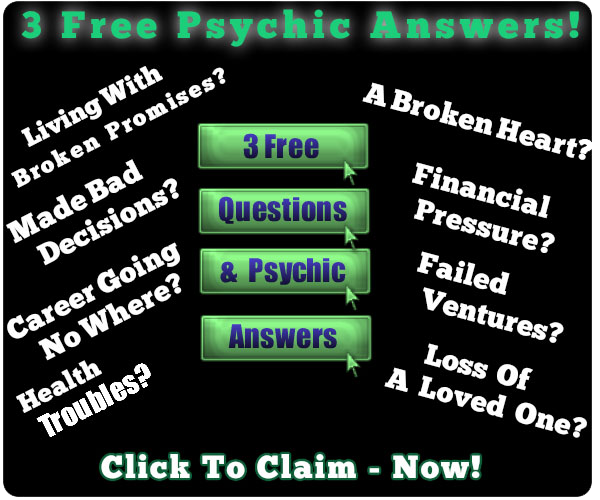 Live Psychic Answers