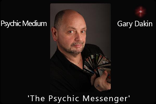 Gary Dakin Psychic Medium